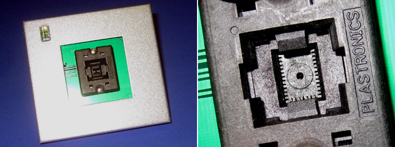 LAP SMD Adapter for Device Programmer