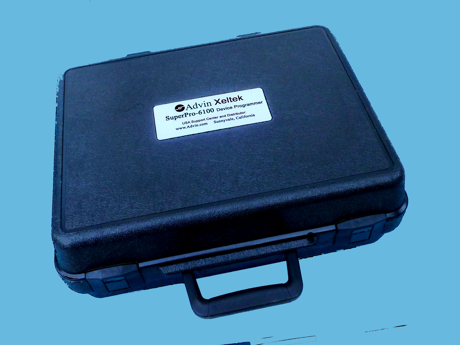 Universal Programmer SuperPro-6100 carry case